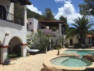 4 bedroom Villa in Cala Tarida, Islas Baleares, Ibiza : ref 2135591