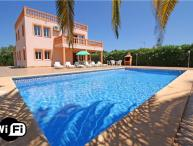5 bedroom Villa in Calpe, Costa Blanca, Spain : ref 2209505