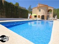 6 bedroom Villa in Calpe, Costa Blanca, Spain : ref 2209928