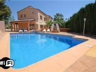 5 bedroom Villa in Calpe, Costa Blanca, Spain : ref 2211045