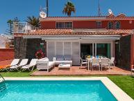 5 bedroom Villa in Maspalomas, Gran Canaria, Canary Islands : ref 2232894