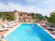 5 bedroom Villa in Lloret De Mar, Costa Brava, Spain : ref 2250377
