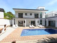 4 bedroom Villa in Lloret de Mar, Costa Brava, Spain : ref 2250383