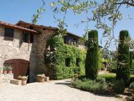 5 bedroom Villa in Lucca, Tuscany, Italy : ref 2268299