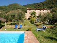 3 bedroom Villa in Capannori, Tuscany, Italy : ref 2268296