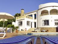 6 bedroom Villa in Javea, Costa Blanca, Spain : ref 2299077