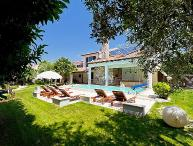 5 bedroom Villa in Porec, Istria, Croatia : ref 2300690