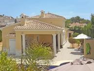 3 bedroom Villa in Calpe, Costa Blanca, Spain : ref 2302001