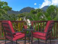 15% off Available Fall Dates! Hanalei Waterfalls, Mountain Views, with A/C!