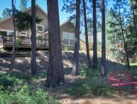 #406 SEQUOIA Light and bright overlooking the creek. $215.00-$245.00 BASED ON