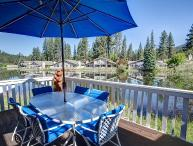 #29 ASPEN On the Pond! $225.00-$260.00 BASED ON DATES AND NUMBER OF NIGHTS. (plus county tax, SDI,Cleaning Fee and processing fee)