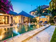 3 Bedrooms - Villa Arjuna - Central Seminyak