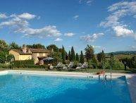 4 bedroom Villa in Castelfiorentino, Tuscany, Italy : ref 2269837