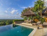 Villa Bayu, luxury 4 bed villa, car + driver, magnificent ocean views, Uluwatu
