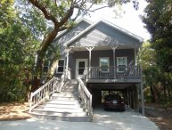 Mandan House - Folly Beach, SC - 3 Beds BATHS: 2 Full