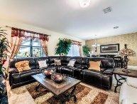 Amazing 9 Bedroom 5 Bath Pool Home in ChampionsGate Golf Resort. 1405WW