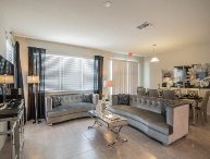 Glamorous 4 Bedroom 3.5 Bath End Unit Town Home Located in Compass Bay. 5137CHD