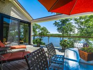 JOHST - Captivating, Luxury Waterfront Vacation Home,  Sweeping Waterviews , Ferry Tickets Available - please inquire