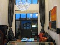 Furnished 2-Bedroom Loft at Stevens Creek Blvd & Santana Row Santa Clara