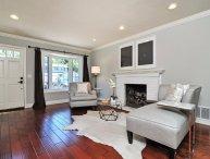 Furnished 4-Bedroom Home at Cam De Los Robles & Barney Ave West Menlo Park