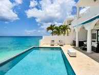 FARNIENTE...Water Front Villa, Elegant, Luxurious, Totally Secure, private access to Cupecoy Beach!