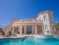 4 bedroom Villa overlooking the north coast of Aruba.