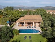 4 bedroom Villa in Ca´n Picafort, Baleares, Mallorca : ref 2306467
