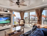 Four condo group just one block from the beach and pier in San Clemente!