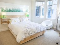 Furnished Studio Apartment at Forest Ave & Gilman St Palo Alto