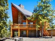 Moose Manor - Cabin, 4 Bedrooms + Convertible bed(s), 2 Baths, (Sleeps 8-10)