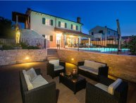 4 bedroom Villa in Porec, Istria, Sveti Lovrec, Croatia : ref 2211150