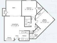 Furnished 2-Bedroom Apartment at Lick Mill Blvd & Oak Grove Dr Santa Clara