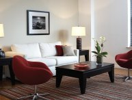 Furnished 2-Bedroom Apartment at 4th St & River St Hoboken