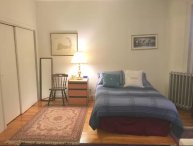 Furnished Studio Apartment at Beacon St & Private Way Brookline