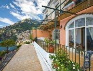 Charming Apartment with Panoramic Views in Positano  - Mareblu