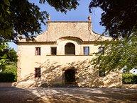Historic Tuscan Villa on a Wine Estate in the Chianti Region  - Villa Carmina