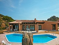 4 bedroom Villa in Costa Paradiso, Sardinia, Italy : ref 2163953