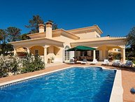 4 bedroom Villa in Vilamoura, Algarve, Portugal : ref 2022386
