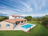 4 bedroom Villa in Labin-Gondolici, Labin, Croatia : ref 2219273