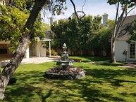 Furnished 4-Bedroom Home at Carmelita Ave & N Maple Dr Beverly Hills