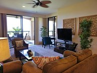 Waikoloa Fairways 2 Bedroom Beauty with Ocean and Golf Course Views-WF A203