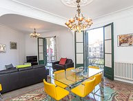 5 bedroom Apartment in Barcelona, Barcelona, Spain : ref 2235123