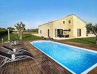 Villa Corinto holiday vacation villa rental italy, sicily, sicilia, near