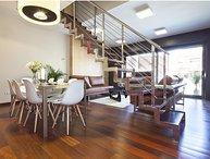 Wonderful triplex apartment with pool
