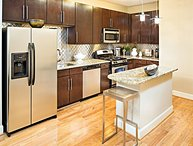 MODERN AND FURNISHED 2 BEDROOM APARTMENT IN BETHESDA
