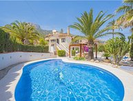 3 bedroom Villa in Calpe, Costa Blanca, Spain : ref 2067069