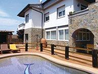 5 bedroom Villa in Lloret de Mar, Catalonia, Costa Brava, Spain : ref 2090932
