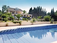 5 bedroom Villa in Torremolinos, Costa Del Sol, Spain : ref 2222760