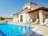 4 bedroom Villa in Rabac, Istria, Croatia : ref 2236899