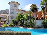 4 bedroom Villa in Albir, Costa Blanca, Spain : ref 2242532